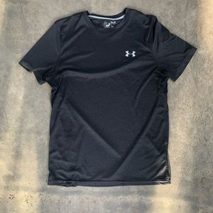 UNDER ARMOUR | men's grey athletic tee